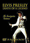 Elvis Presley - Death Of A Legend (DVD, 2009)