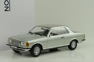 1980-Mercedes-Benz-280-CE-W123-Coupe-silver-silber-1-18-Norev