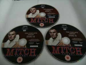Mitch-3-disc-dvd-set-039-Disc-039-s-Only-039-Complete-series-Freepost