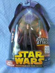 NEW Hasbro Star Wars Revenge Of The Sith Action Figure Anakin Skywalker SEALED