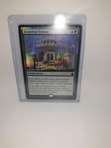Magic-the-Gathering-Doubling-Season-Foil-x1-Battlebond-MTG