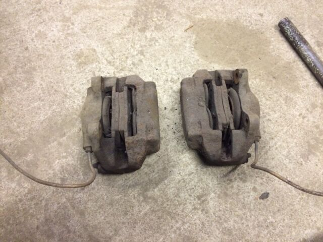 Reliant Scimitar Front Brake Calipers Girling Se5