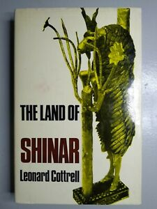 Book-The-Land-of-SHINAR-Cottrell-Souvenir-Press-First-1965-Exc