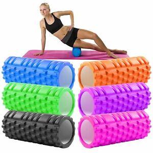 yoga pilates massage roller deep tissue gym triage point