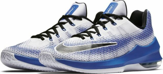 NIKE AIR MAX INFURIATE basketball shoes for men Style 852457 101 NEW US SIZE 7.5