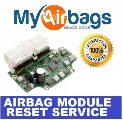 FITS JAGUAR SRS AIRBAG COMPUTER MODULE RESET SERVICE RCM RESTRAINT CONTROL