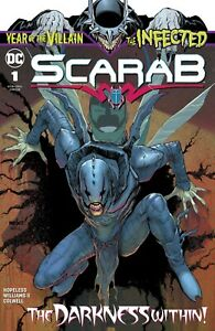 Infected-Scarab-1-Blue-Beetle-Darkness-Main-Cover-DC-Comic-1st-Print-2019-NM