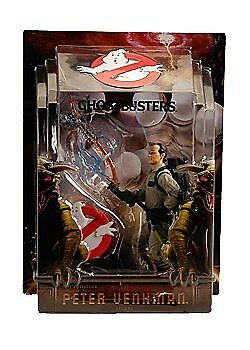 Ghostbusters Mattel Exclusive 6 Inch Action Figure Peter Venkman with Proton