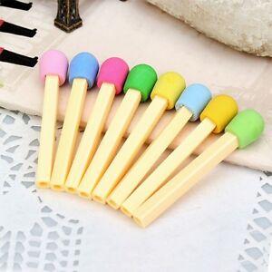 Kawaii-8-Pcs-Set-Kids-Cute-Awarding-Pencil-Gift-Rubber-Match-Eraser-Stationery
