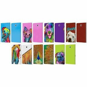 OFFICIAL DUIRWAIGH ANIMALS LEATHER BOOK WALLET CASE FOR SAMSUNG GALAXY TABLETS