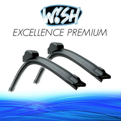 """18/"""" Scheibenwischer Renault Megane BJ 09//02-01//06 Wish® Excellence Premium 24/"""""""