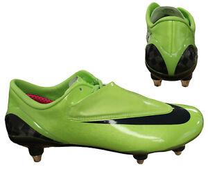 10039cab6a9 Nike Mercurial Vapor SL SG Rare Vintage Mens Football Boots 318279 ...