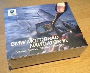 bmw motorrad navigator vi gps nav 6 ebay. Black Bedroom Furniture Sets. Home Design Ideas