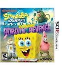 SpongeBob SquarePants: Plankton's Robotic Revenge (Nintendo 3DS, 2013)