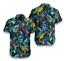 Tropical Gun Lover Pattern EZ05 0207 HAWAII SHIRT 3D HAWAIIAN SHIRTS S-5XL