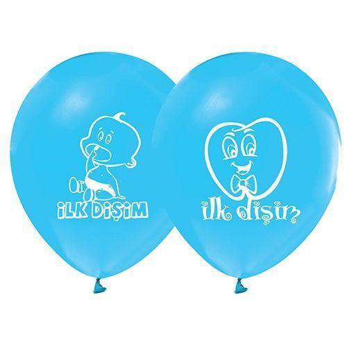 Ilk Disim Balon Luftballon Dis Balonu Dis Mevlidi Zahnparty Deko Bebek Sekeri