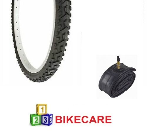 "24x1.95"" Mountain Bike Tyre With Tyre Tube VC2004"