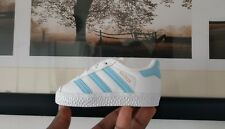 07023c37a78 adidas Originals Gazelle II baby Shoes adidas Infant trainers size 9 uk