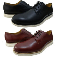 Cole Haan Mens Classic Grand.os Plain Toe Lace Up Business Casual Dress Shoes