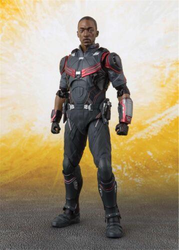 Falcon Set Marvel Avengers Infinity Wars S.H Figuarts