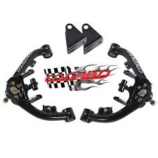 01-10 Cognito Chevy 2500 HD 3500 8-Lug Upper Control Arms Kit w/ Shock Extenders