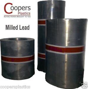 Code 5 Milled Lead Flashing, Lead Sheet or Lead Rolls 3m - BS EN 12588 Cert