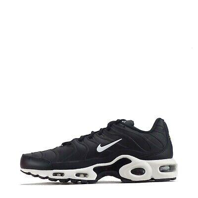 Nike Air Max Plus Tuned VT TN1 Tuned Men's Trainers Shoes Black UK 6 | eBay