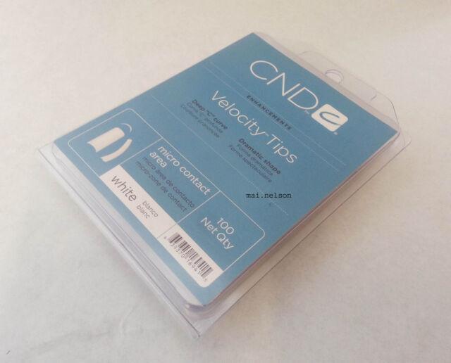 100 Creative Nails Design Cnd Velocity Natural Nail Tips Acrylic Uv Gel