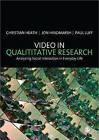 Video in Qualitative Research by Christian Heath, Paul Luff, Jon Hindmarsh (Paperback, 2010)