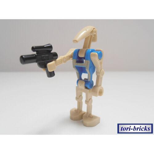 Lego Star Wars Figur Pilot Battle Droid mit Blaster Pistole »NEU« aus 75041