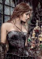 Heye Jigsaw Puzzle Favole Poison Victoria Frances 1000 Pcs 29198