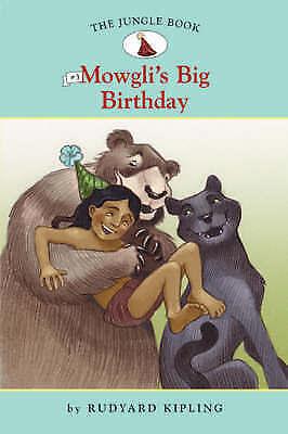 Mowgli's Big Birthday: Mowgli's Big Birthday No. 3 (Easy Reader Classics), New,
