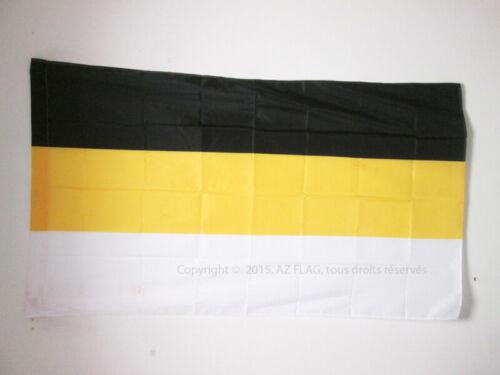 KAISERREICH RUSSLAND FAHNE 90 FLAGGE RUSSISCHES KAISERREICH 1858-1896 150x90cm