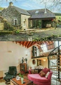 LUXURY Romantic Scotland HOLIDAY COTTAGE PETS WELCOME 7 NIGHTS 15 JAN 2022