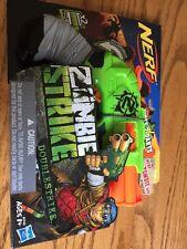 New NIB Nerf Zombie Z Strike Double Strike ZED Blaster Gun