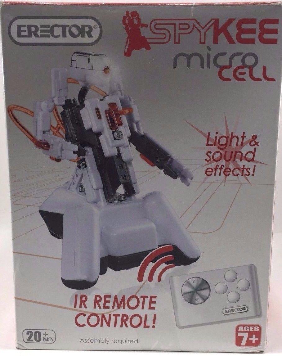 Erector Spykee Micro Cell Robot