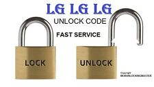 LG Unlocking Code Codes for MOST LG Cell phones worldwide Fast Server