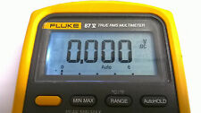 Fluke 87V Display Repair Kit for Faded LCD How To Instructions