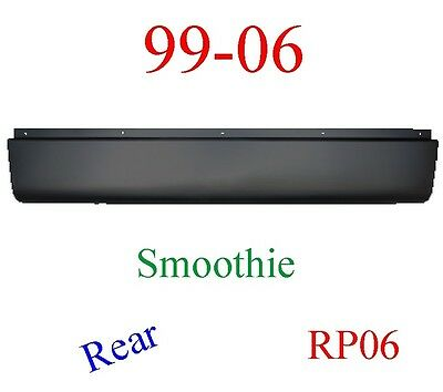 RP04 99 06 Chevy Rear Roll Pan With License Plate Light