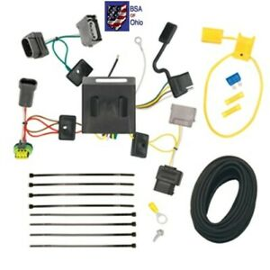 Trailer-Hitch-Wiring-Tow-Harness-For-2015-2016-Dodge-Journey-W-LED-Taillights