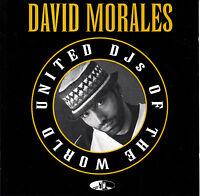 United DJ'S of the World Vol.1 - Frankie Knuckles & David Morales (2 CDs) 1995