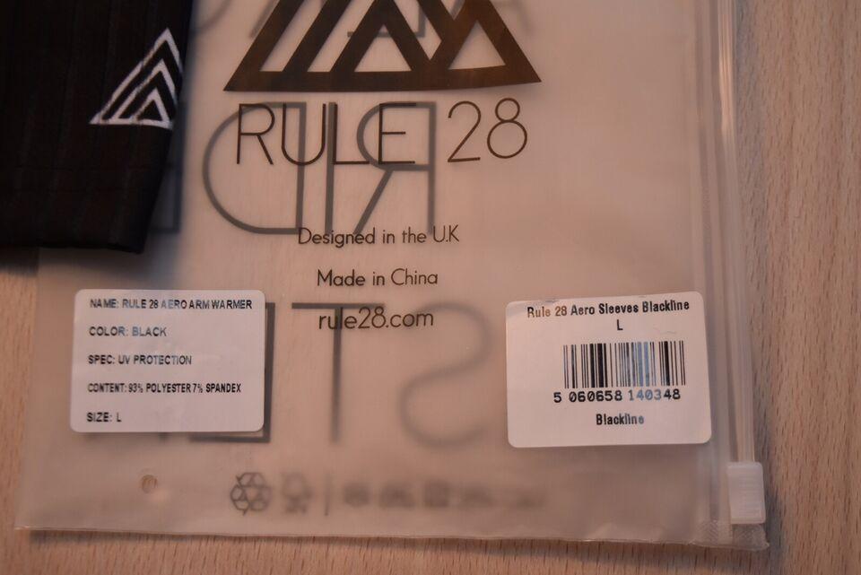 Cykeltøj, Løse ærmer, Rule28