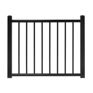 Details about DecKorators Aluminum Deck Gate - Satin Black