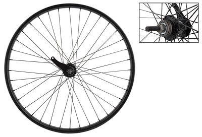 WM Wheel  Rear 26x1.75 559x25 Stl Cp 36 Kt Cb 110mm 14gucp W//trim Kit