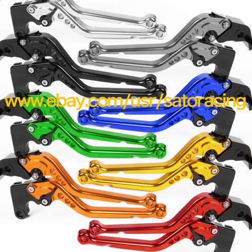 For Suzuki GSF1200 BANDIT 2001-2006 CNC Adjust Clutch Brake Levers Set 2005 2004