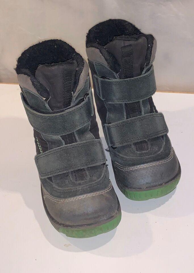 Vinterstøvler, str. 25, Ecco biom Gore-tex