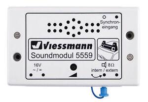 Viessmann-5559-Modulo-de-Sonido-Martinshorn-Nuevo