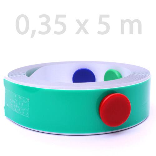 Magnetband 35mmx5m NEU+OVP einfach mit der Schere zu schneiden
