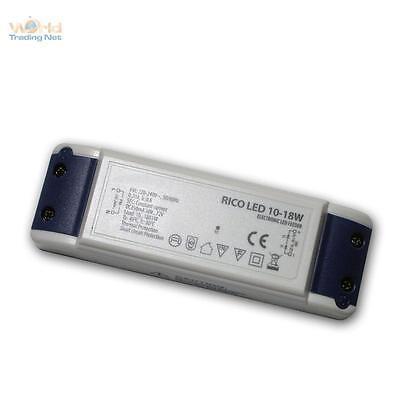 LED Transformator 12V 12W Trafo rund LEDs für Unterputzdose Vorschaltgerät EVG