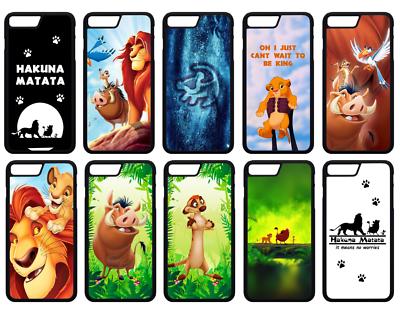 Disney LION KING Timon Hakuna Matata Phone Case Cover iPhone 4 5s SE 6s 7 8 Plus | eBay